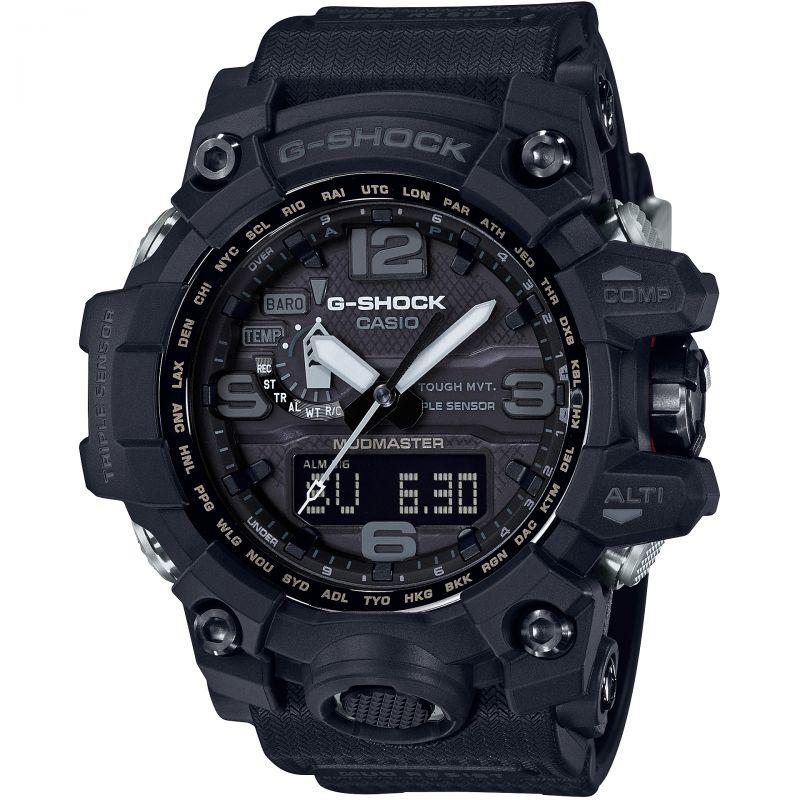 Casio G-Shock Premium Mudmaster Compass Watch GWG-1000-1A1ER - £341.25 @ Watch Shop