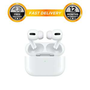 Apple Airpods pro - £239 with code @ hitechelectronicsuk eBay