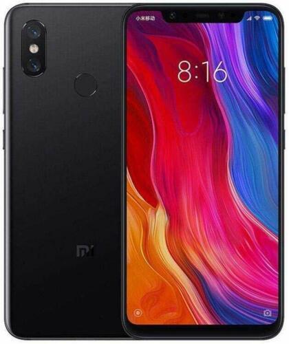 Refurbished Xiaomi Mi 8 64 GB Black Good Condition £119.99 @ Stockmustgo Ebay with code