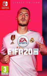 FIFA 20 Nintendo Switch £29.56 from TheGame Collection eBay using code