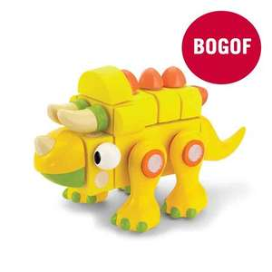 Velcro Building block toys buy one get one free at Velcro Shop (delivery from from £1.83 - based on weight)