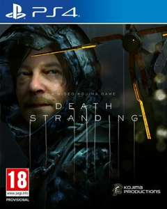 Death Stranding PS4 £42.36 from TheGameCollection eBay using code