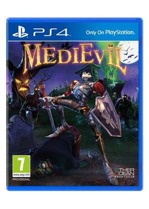 Medievil (PS4) for £18.84 Delivered @ Base