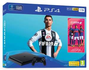PS4 Slim 1TB Fifa 19 Console Bundle - £191.99 @ Shopto eBay