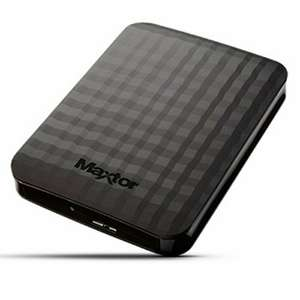 4TB Maxtor M3 USB 3.0 Portable External Hard Drive - £71.93 with code delivered @ Ebuyer / eBay