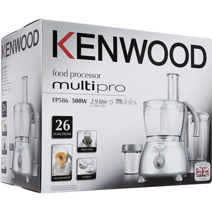 Silver Kenwood Multi pro Food Processor FP586 2.9L £49.99 + £1.99 c&c @ Tk Maxx