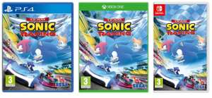 Team Sonic Racing (PS4/ Xbox One) for £17.85 / Nintendo Switch £21.85 delivered @ Base