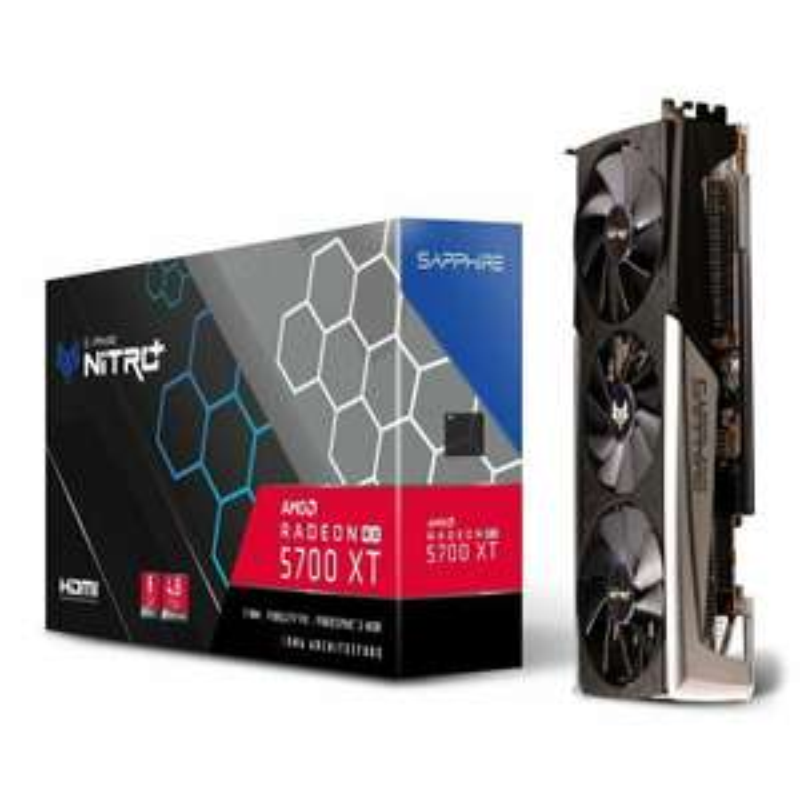 Sapphire Radeon RX 5700 XT NITRO+ 8GB GDDR6 Graphics Card - £393.16 with code @ Ebuyer eBay