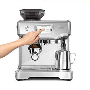Sage The Oracle Touch SES990BSS Bean to Cup Coffee Machine - Stainless Steel / Chrome £1439.10 @ AO