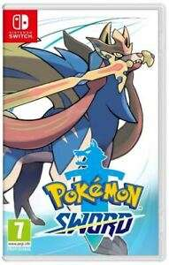 Pokémon Sword/Shield - £38.36 @ TheGameCollection / eBay