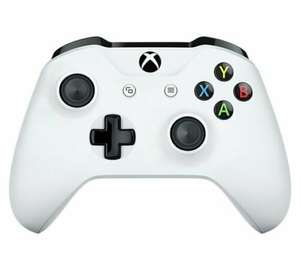 Refurbished Official Microsoft Xbox One Wireless Controller White £23.99 / Black £25.60 delivered with code @ stockmustgo ebay