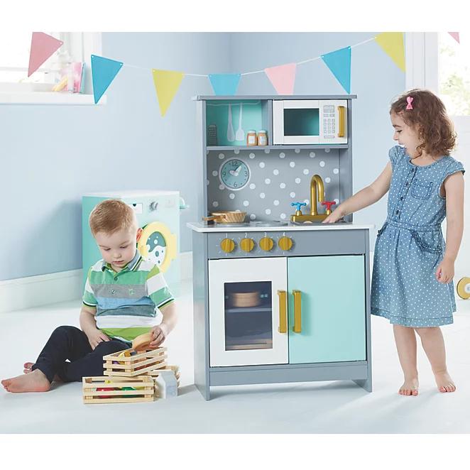 Kids wooden kitchen £28 @ Asda / George