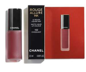 Free sample of Chanel Rouge Allure Ink @ Debenhams (Requires beauty club card) - no purchase necessary!