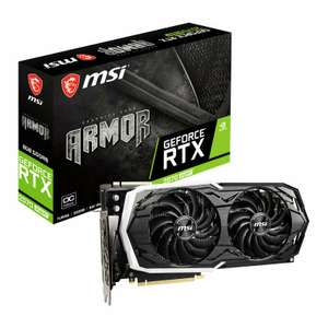MSI GeForce RTX 2070 SUPER 8GB ARMOR OC Graphics Card £453.86 @ Ebuyer / eBay