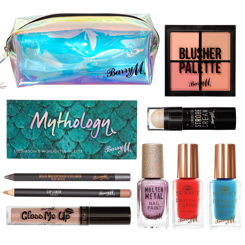 Barry M It's a Vibe Makeup Goody Bag £15.25 @ Barry M Shop