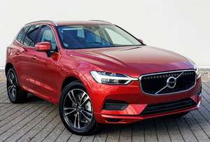 Volvo XC60 2.0 T4 190 Geartronic lease deal 10k miles - £365.87 Initial / 23 x £365.87pm - total £8,780.88 @ 1st Choice Vehicle Leasing