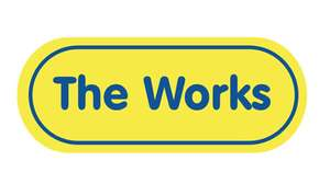 The Works extra 30% off when you spend £30