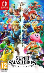 Super Smash Bros Ultimate - Nintendo Switch - £39.16 - TheGameCollection / eBay - with code