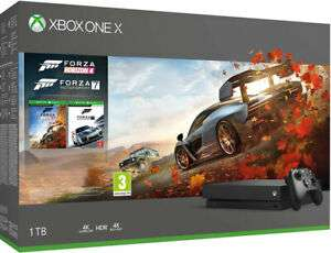 Xbox One X 1TB Console with Forza Horizon 4, Forza 7, Apex Legends & Anthem - £311 (With Code) @ The Game Collection / eBay