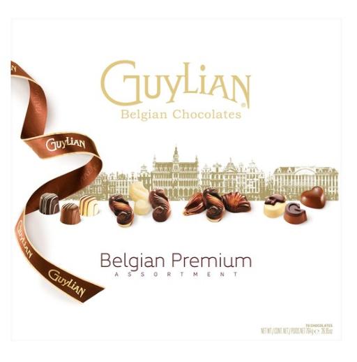 Guylian Belgian Premium Assortment 764G £10 @ Tesco