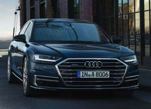 New Audi a8 (save 34%) 50 tdi quattro s line 4dr tiptronic £52,240 @ Drive The Deal