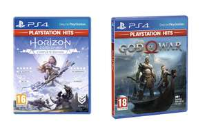 [PlayStation Hits] - Two for £25 Delivered @ Base