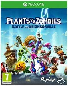 Plants vs Zombies: Battle for Neighborville (Xbox One / PS4) £23.96 @ Ebay The Game Collection.