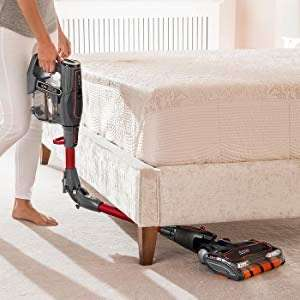 Shark Anti-Allergen Cordless Stick Vacuum Cleaner [IF260UKTH] Twin Battery, Red £291.99 @ Amazon