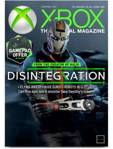 Xbox: The Official Magazine Subscription with Spectra Enhanced Xbox One Controller 6 Months for £29.99 @ My Favourite Magazines