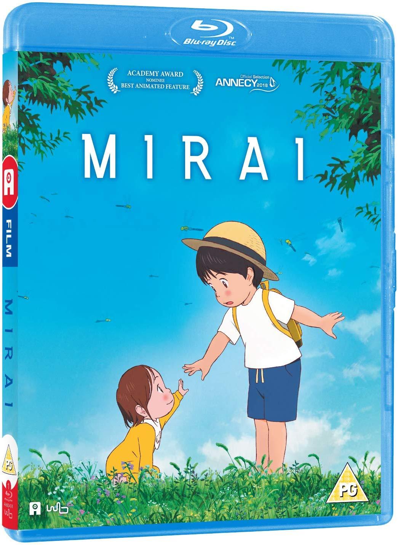 MIRAI - Blu-Ray (Japanese Animated Adventure Fantasy Film) £6.99 @ Amazon UK