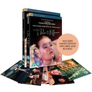 Tales of Hoffmann - Special Edition (Digitally Restored 4K Mastered Blu-Ray) Includes Artcards & Booklet. (Vintage Classic) £9.99 @ Amazon
