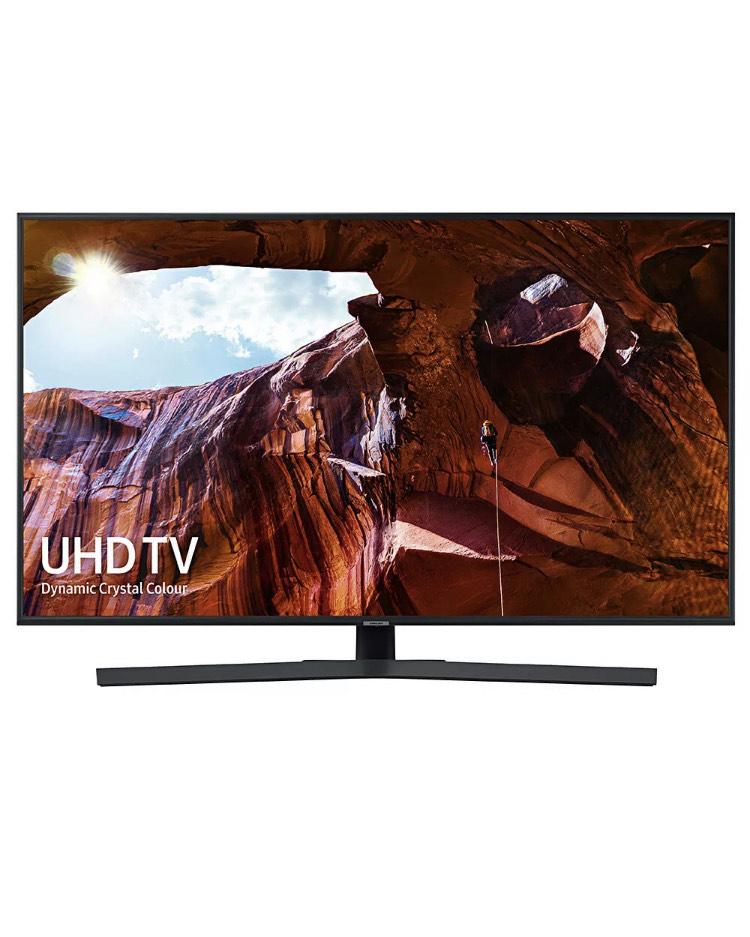 "Samsung UE43RU7400 43"" Dynamic Crystal Colour HDR Smart 4K TV £324 @ Crampton and Moore / eBay"