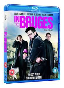 In Bruges. Blu-Ray £3.99 @ Amazon