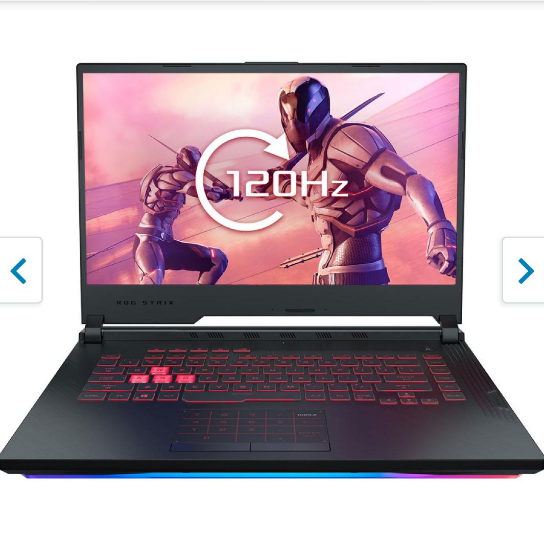 """Asus ROG Strix G531GT 15.6"""" Gaming Laptop - Black £699 @ AO"""