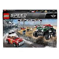 LEGO 75894 Speed Champions 1967 Mini Cooper £29.97 @ ASDA / George (Free click and collect)