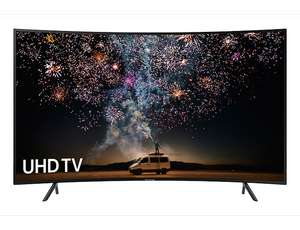 Samsung Curved UE49RU7300KXXU 49 inch, 4k HDR TV £399 @ Very (£359.1 via 6 Month Buy Now Pay Later)