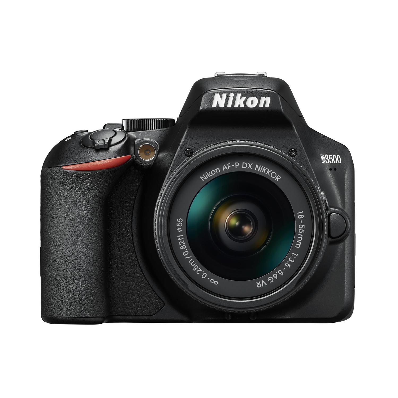 Nikon D3500 + VR Kit Lens - £308 delivered @ Grays of Westminster