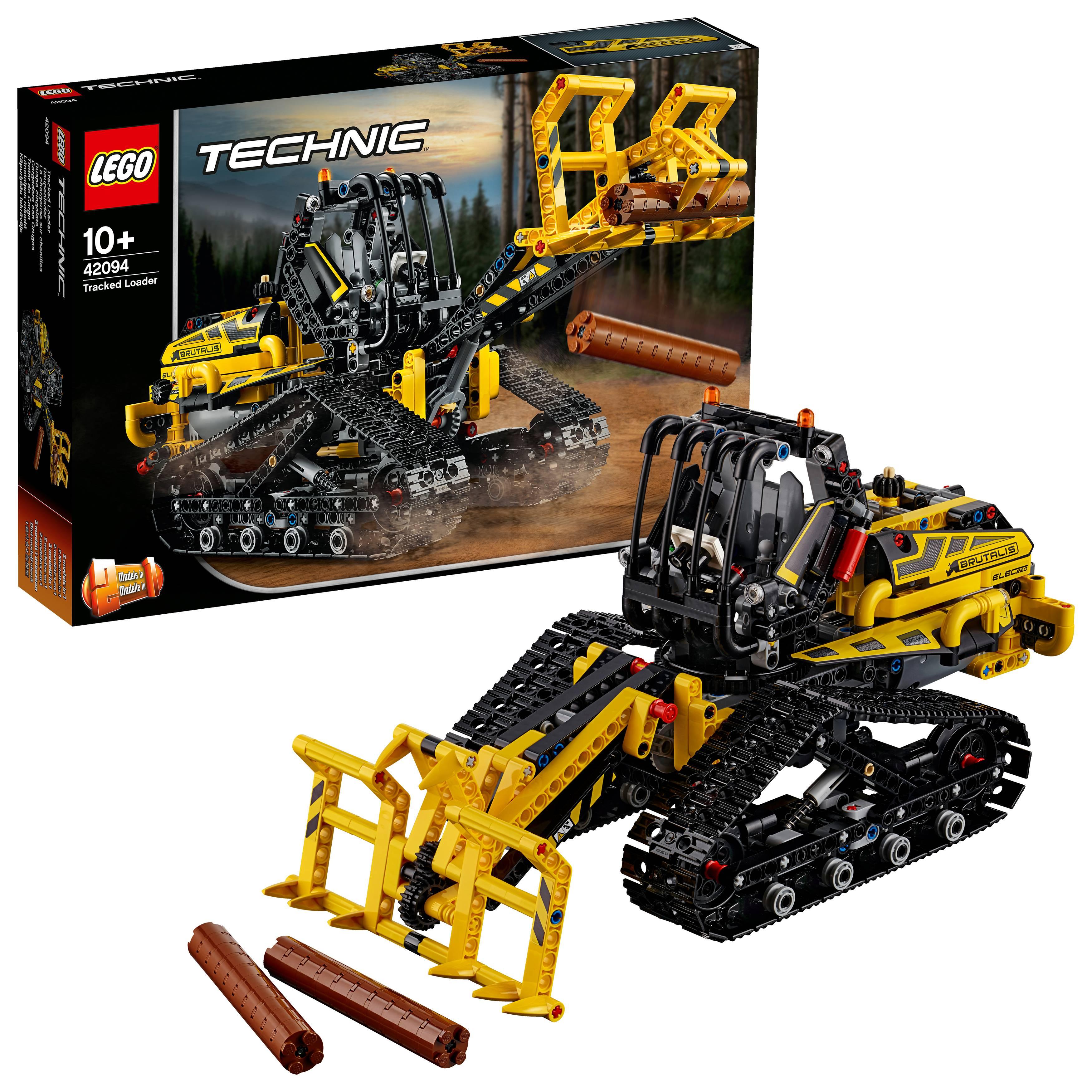LEGO 42094 Technic Tracked Loader £39.99 (using ebay code) @ thebiggesttoystore / eBay
