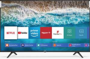 "Hisense H50B7100UK (2019) LED HDR 4K Ultra HD Smart TV, 50"" with Freeview 5 Year Warranty £299 Or 55"" version £349 @ John Lewis & Partners"