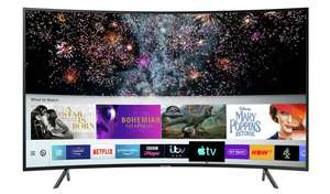 """Samsung Curved TV 55"""" RU7300 £499 @ Very (£449.10 via 6 Month Buy Now Pay Later)"""