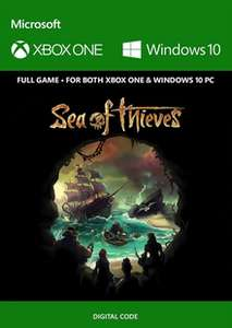 [Xbox One/PC] Sea Of Thieves - £13.99 @ CDKeys