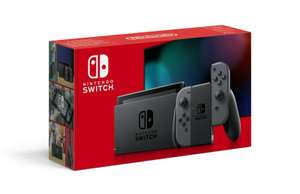 Nintendo Switch Grey 1.1 Extended Battery Life Console £255.99 @ StopTo / eBay