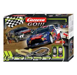 Carrera Rally Up Electric Track Set £30 @ Argos