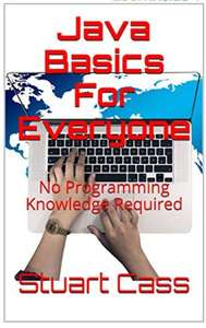Java Basics Ebook Guide Free For a Limited Time at Amazon Kindle