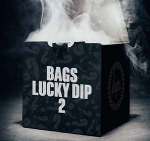 Hype backpack x2 - lucky dip selection for £22.48 @ Just Hype (Free Shipping via signup)