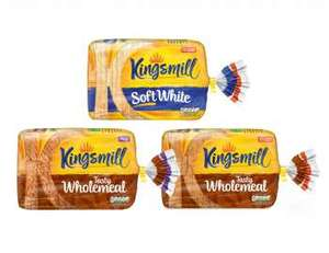Kingsmill Bread 800g - Buy 1 at Sainsburys get £1 cashback i.e. Free (Today Only 16 Nov) @ Quidco Clicksnap