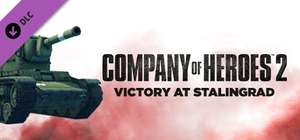 Victory at Stalingrad Mission Pack DLC for Company of Heroes 2 - Free @ Steam