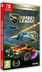 Rocket League - Ultimate Edition - Nintendo Switch £20.18 at Amazon Italy