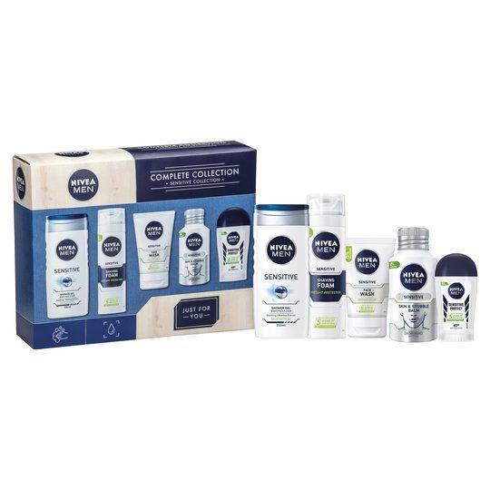 Nivea Men Complete Collection Sensitive Set £10 @ Tesco
