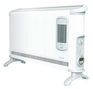 Dimplex 3KW 403TSFTie Electric Convector Heater with Turbo Boost and Timer £58.99 at Amzon